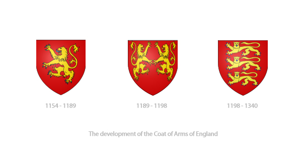 Three Lions The History Of An Emblem Down With Design