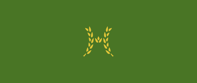 Harvester Logo Design