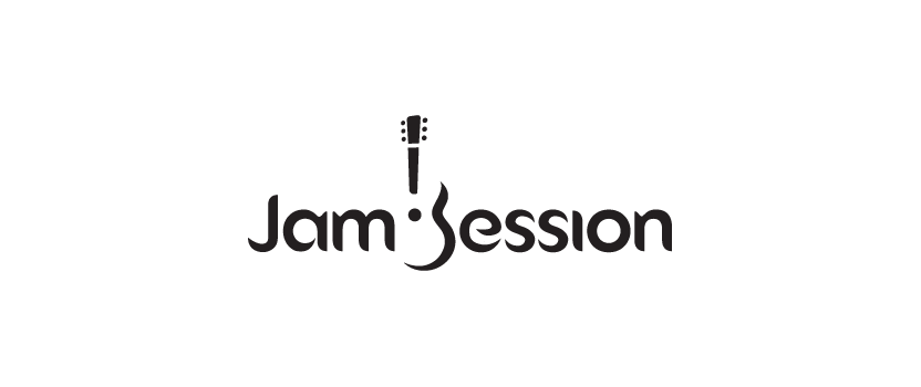Jam Session Logo Design