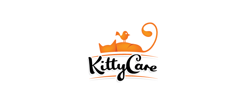 KittyCare Logo Design