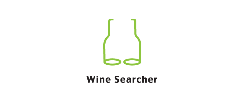 Wine Searcher Logo Design