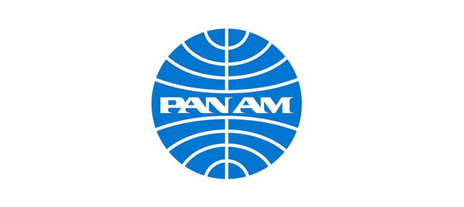 Pan Am Logo Colouring Pages
