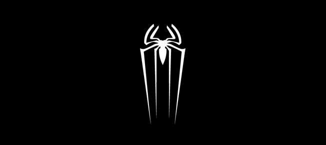 Black spiderman symbol - photo#22