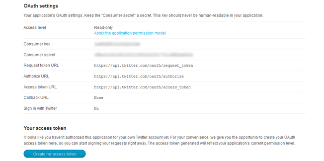 How to add a twitter feed to your website using the new API