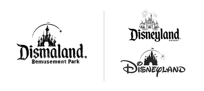 dismaland-disneyland-logo